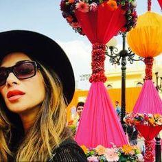 Nicole Scherzinger: Reisetagebuch aus Indien