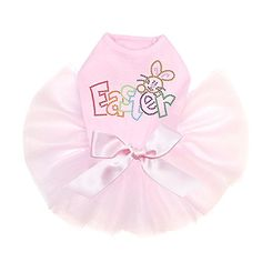 Dog in the Closet Easter with Bunny  Dog Tutu ** Click on the image for additional details. This is an Amazon Affiliate links.