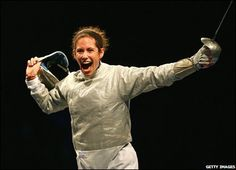American fencer Sada Jacobson won a silver medal in individual sabre at the 2008 Olympics and a bronze medal in the same category at the 2004 Olympics. In 2004, she became the first American woman to be ranked No 1 in the world in sabre.