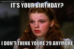 If you are always sharing birthday memes with your friends on their birthdays, look no further - we've created the ultimate funny birthday meme round-up! From Chuck Norris to Bob Ross, wish your friend's a happy birthday with these graphics. Happy Birthday Funny, Happy Birthday Quotes, Birthday Messages, Birthday Images, Birthday Greetings, It's Your Birthday, Happy Quotes, Funny Quotes, Funny Happy
