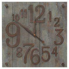 Meadow Wall Clock.