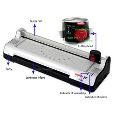 (400.00$)  Buy here  - Free by DHL Smart Photo Laminator A4 Laminating Machine Laminator Sealed Plastic Machine Hot And Cold Laminator Photo Cutter