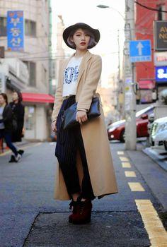 Official Korean Fashion : Korean Street Fashion