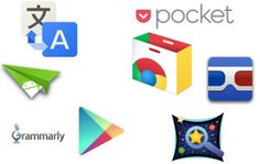 Five Chrome/Android Extensions/Apps I can't (virtually) live without
