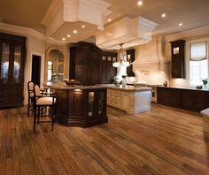 Brazilian Chestnut Hardwood Floors