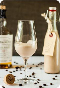 Whiskylikör, hausgemacht