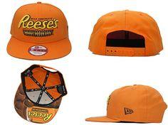 New Era x HERSHEYS - Snack Series 9FIFTY Snapback Caps