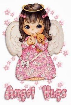 Angel hugs