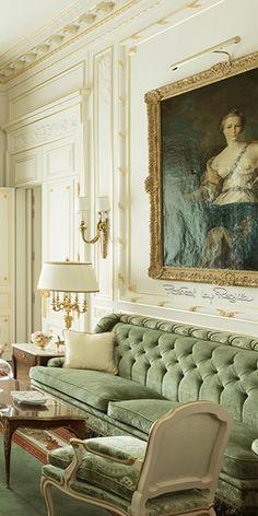 Regilla ⚜ The Hotel Ritz, Paris