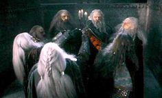 The Seven Fathers of the Dwarves were the first of their race, and founders of the Seven clans. The Vala Aulë created the Dwarves because he was impatient for the arising of the Children of Ilúvatar (Elves and Men) which took place far in the east in the lands of Cuiviènen and Hildòrien, beginning with the awakening of elves in YT-1050. It was the period known as the Sleep of Yavanna when Middle-earth was dark and silent and was roamed by monsters from Utumno. Aulë also looked upon Ilùvatars…