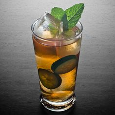 Prince's Pimm's: England's beloved gin-based potation is a natural partner to everyday club soda or ginger ale. But when plied with Champagne, Pimm's No. 1 commands a royal salute. Garnish with the classic cucumber and mint slices; commence drinking like a monarch.