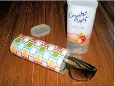 Crystal Light Containers on Pinterest | Crystal Light Containers ...