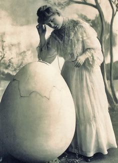 Victorian era Kinder Surprise