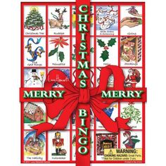 Take a look at this Christmas Bingo Game by Lucy Hammett Games on today! For Game Night. Uno Moo is fun too. Christmas Bingo Game, Christmas Games For Adults, Holiday Party Games, Christmas Fun, Christmas Parties, Holiday Fun, Holiday Decor, Tacky Christmas Sweater, Bingo Games