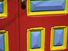 Hippie door- Coldspring