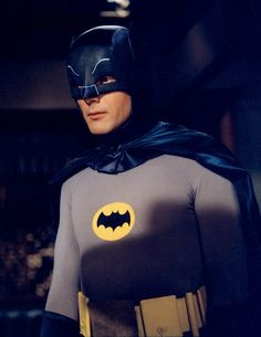 Adam West. The original Batman <3