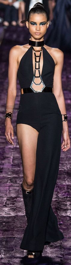 Atelier Versace Fall-winter 2014-2015.