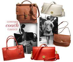 Coach Classic Bags
