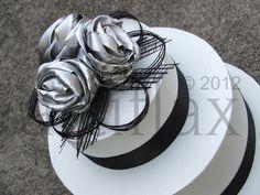 Artiflax - weddings silver / grey and yellow...yellow band instead