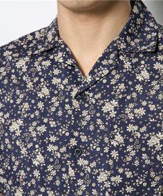WALK IN CLOSET(ウォーク イン クローゼット)のVINTAGE FLOWER / S / SLEEGE SHIERTS(Tシャツ・カットソー) 詳細画像