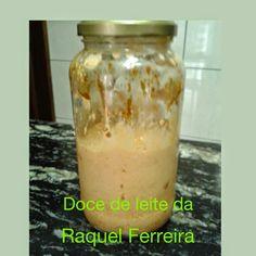 Dieta da Luluzinha: DOCE DE LEITE DA RAQUEL FERREIRA