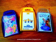 świat według moich dzieci: Karty Top Trumps Top Trumps, My Little Pony, Lunch Box, Tops, Bento Box, Mlp