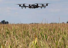 precision agriculture drones