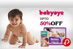 #Babyoye #offers UPTO 50% #discount on #Baby #Diapers. http://www.paisebachaoindia.com/get-upto-50-discount-on-diapers-babyoye/