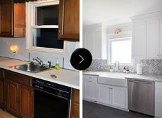 sink kitchen cabinet kitchen before and after moldings pantry and sinks 26185