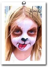 Resultado de imagen para dog face painting