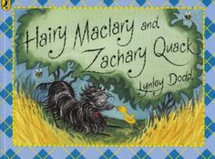 NEW-Hairy-Maclary-and-Zachary-Quack-by-Lynley-Dodd-FREE-AUS-POST-Paperback-2010