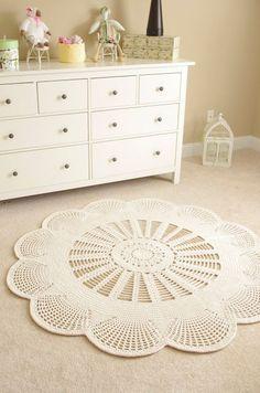 podkins: 'crochet en el hogar' de hoy pic presenta esta increíble manta de…