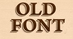 old font text effect illustrator tutorial