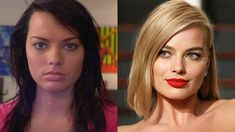 Margot Robbie Plastic Surgery Transformation: Before and After Photos Loading. Margot Robbie Plastic Surgery Transformation: Before and After Photos Margot Robbie, Plastic Surgery Photos, Celebrity Plastic Surgery, Plastic Surgery Korea, Celebrities Before And After, Cosmetic Procedures, Photoshop, Celebrity Makeup, Makeup Transformation