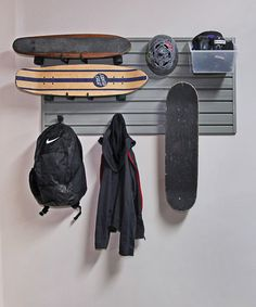 Take a look at this Board Sports Flow Wall Storage Set by Flow Wall on #zulily today!