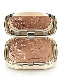 Dolce & Gabbana The Bronzer Collector's Edition Glow Bronzing Powder Shade: Desert/0.45 oz.