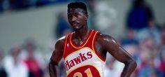 Dominique Wilkins - Michael Jordan - Atlanta Hawks - Wilt Chamberlain