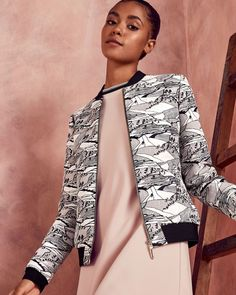 113acc565 Browse Ted Baker s designer coats and jackets for women. From cosy padded  pieces to timeless trenches