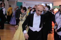 Este - Campionato Regionale Veneta Danza Sportiva. Ci si prepara alla gara
