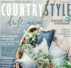 Hale Mercantile Co linen sheets in Country Style Feb 2017 issue