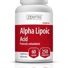 Alpha Lipoic Acid, 60cps