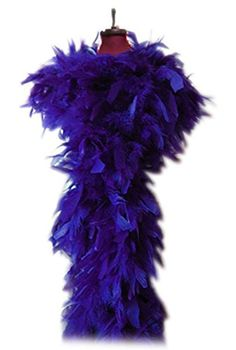 SACAS 100g Royal Purple Chandelle Boa for halloween party, costume 9.99 View the full Halloween content here https://hallowmix.com/shop/halloween-costumes/sacas-100g-royal-purple-chandelle-boa-for-halloween-party-costume/