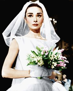 It's not only the gown but also the hair that truly makes the look of a bride. See some iconic hair styles from actresses for inspiration!
