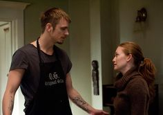 Am I the only one who wants to see a Linden/Holder relationship?