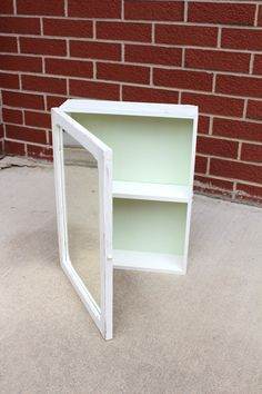 Vintage Cabinet by forgottenPLUM on Etsy, $50.00