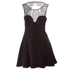 Lace Tulle Short Dress