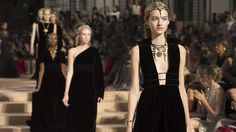 Valentino's Haute Couture Week