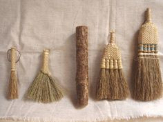 Japanese brooms- houki