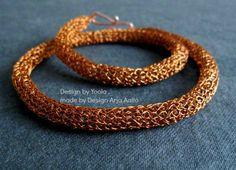 YooLa Tube necklace. Tube, Bracelets, Leather, Jewelry, Design, Fashion, Moda, Jewlery, Bijoux