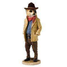 Magnificent Meerkats Duke Figurine Available @ Li'l Treasures $69 - Australian Store